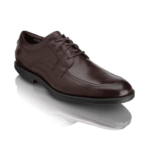 Dressports Truwalk Moc Front Men's Dress Shoes in Brown